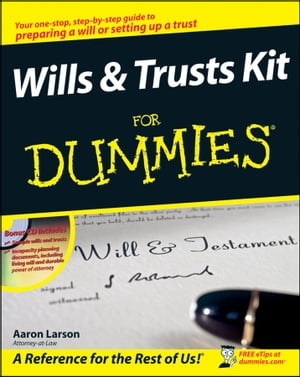 Wills and Trusts Kit For Dummies