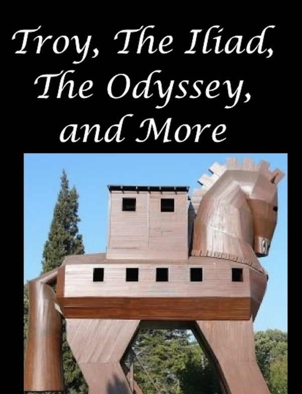 troy and the iliad