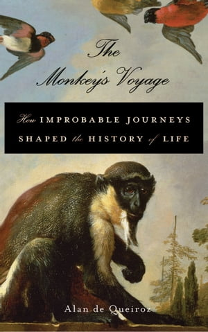The Monkey's Voyage How Improbable Journeys Shaped the History of Life