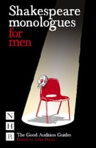 Shakespeare Monologues for Men Cover Image