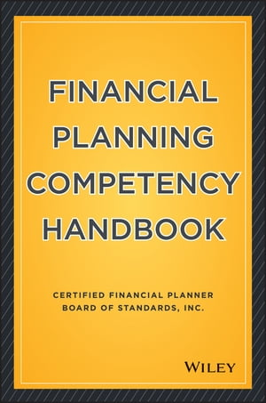 The Financial Planning Competency Handbook