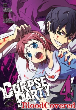 Corpse Party: Blood Covered, Vol. 4