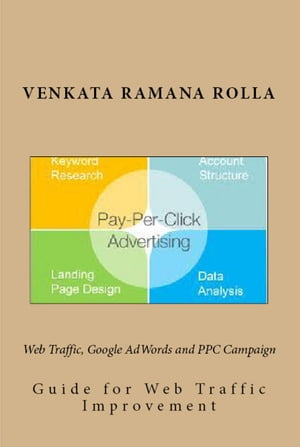 Web Traffic,  Google AdWords and PPC Campaign