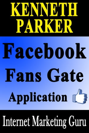 Facebook fans gate application: build traffic to Facebook page by creating an enticing image with its own Like button