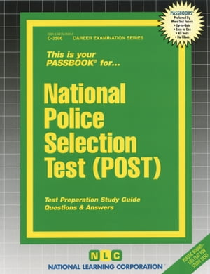 National Police Selection Test (POST)