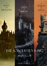 Morgan Rice - Sorcerer's Ring Bundle (Books 1,2,3)
