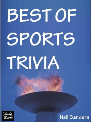 Best of Sports Trivia For all sports...