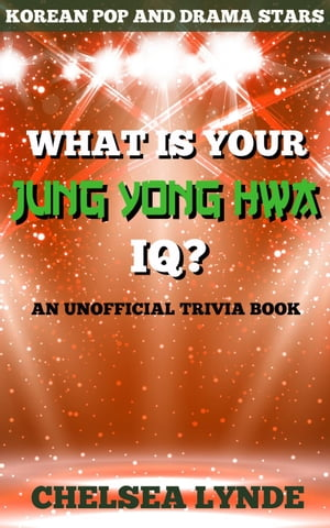What is Your Jung Yong Hwa IQ? Korean Pop and Drama Stars,  #3