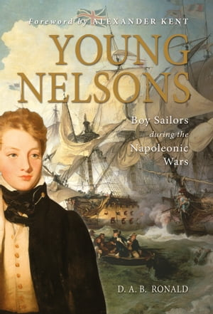 Young Nelsons Boy sailors during the Napoleonic Wars