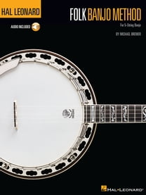 Hal Leonard Folk Banjo Method