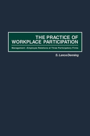 Practice of Workplace Participation, The: Management-Employee Relations at Three Participatory Firms