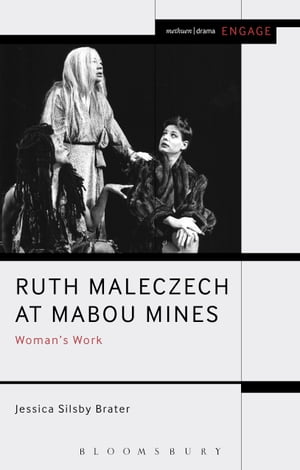 Ruth Maleczech at Mabou Mines Woman's Work