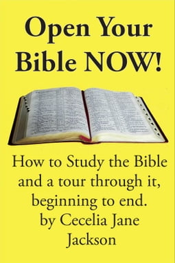 Open Your Bible Now!