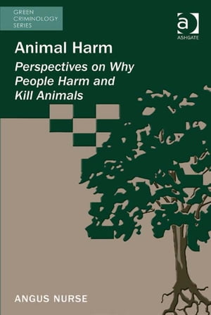 Animal Harm Perspectives on Why People Harm and Kill Animals