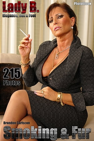 Apologise, but Lady barbara smoking right! think