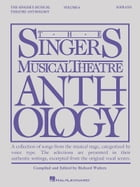 Singer's Musical Theatre Anthology - Volume 6 Cover Image