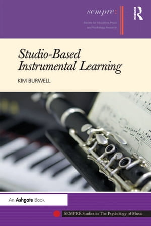 Studio-Based Instrumental Learning