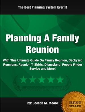 Planning A Family Reunion