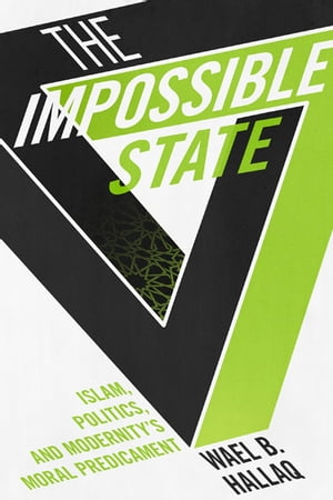 The Impossible State Islam,  Politics,  and Modernity's Moral Predicament