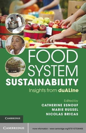 Food System Sustainability Insights From duALIne