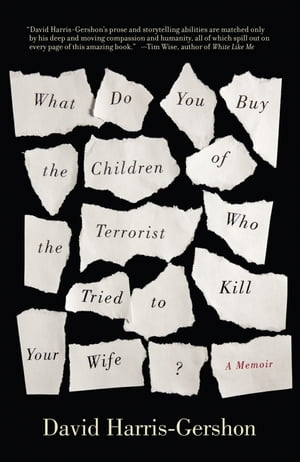 What Do You Buy the Children of the Terrorist who Tried to Kill Your Wife? A Memoir