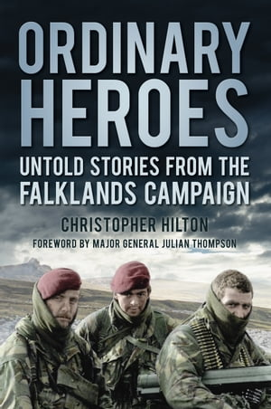 Ordinary Heroes Untold Stories from the Falklands Campaign