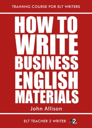 How To Write Business English Materials