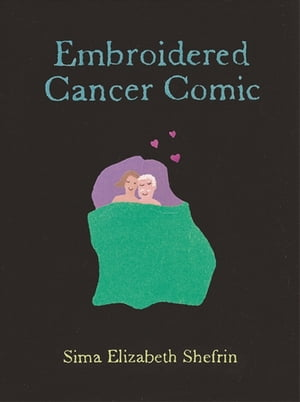 Embroidered Cancer Comic