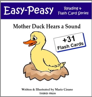 Mother Duck Hears a Sound A Sight Word Book for Kids