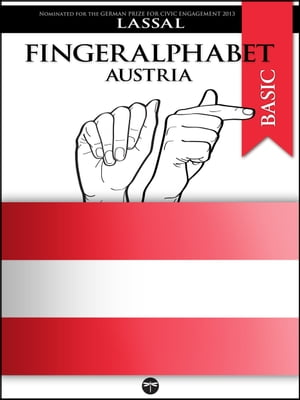 Fingeralphabet Austria A Manual for the Austrian Sign Language Alphabet