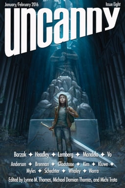 Uncanny Magazine Issue 8