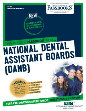 NATIONAL DENTAL ASSISTANT BOARDS (DANB)