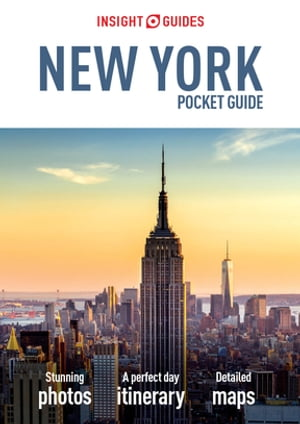Insight Guides: Pocket New York