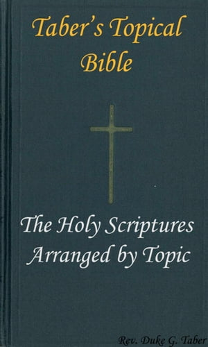 Taber's Topical Bible
