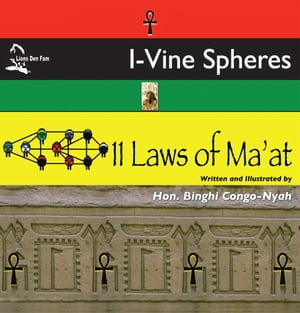 I-Vine Spheres 11 Laws of Ma?at