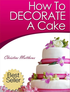 How To Decorate A Cake Cake Decorating for Beginners,  #1