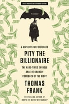 Pity the Billionaire Cover Image