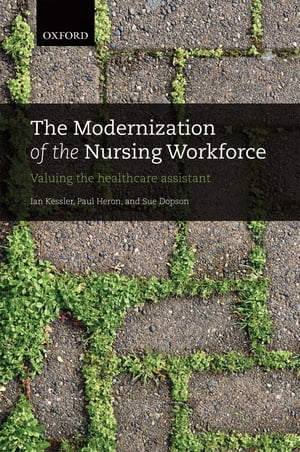 The Modernization of the Nursing Workforce:Valuing the healthcare assistant
