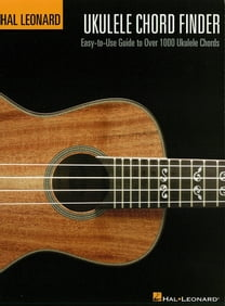Hal Leonard Ukulele Chord Finder (Music Instruction)
