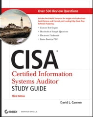 CISA Certified Information Systems Auditor Study Guide