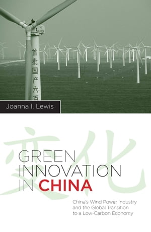 Green Innovation in China China's Wind Power Industry and the Global Transition to a Low-Carbon Economy
