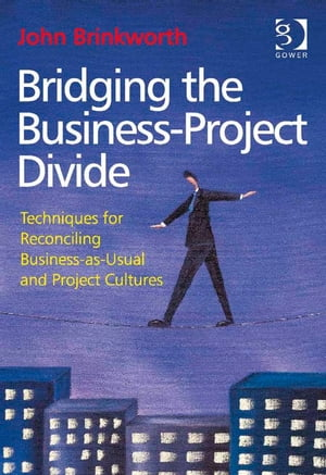 Bridging the Business-Project Divide Techniques for Reconciling Business-as-Usual and Project Cultures