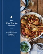 The Blue Apron Cookbook Cover Image