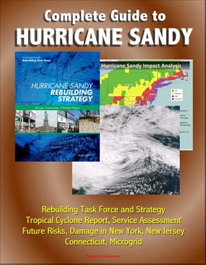 Complete Guide to Hurricane Sandy: Rebuilding Task Force and Strategy,  Tropical Cyclone Report,  Service Assessment,  Future Risks,  Damage in New York,