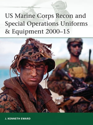 US Marine Corps Recon and Special Operations Uniforms & Equipment 2000?15