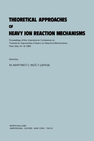 Theoretical Approaches of Heavy Ion Reaction Mechanisms: Proceedings of the International Conference on Theoretical Approaches of Heavy Ion Reaction M
