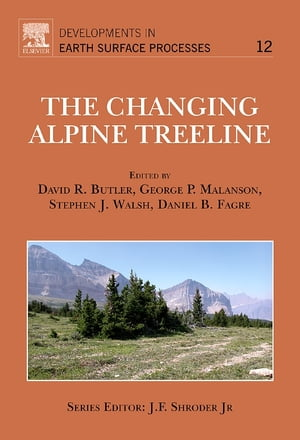 The Changing Alpine Treeline The Example of Glacier National Park,  MT,  USA