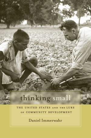 Thinking Small The United States and the Lure of Community Development
