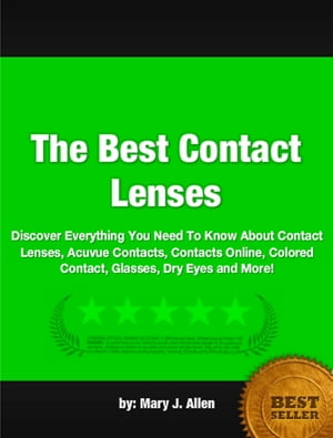 The Best Contact Lenses
