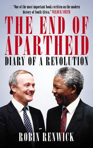 The End of Apartheid Diary of a Revolution